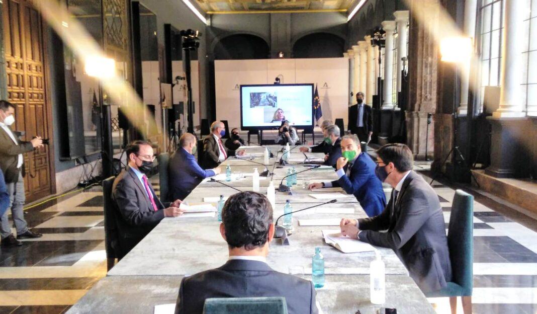 Reunión San Telmo Más Autónomos