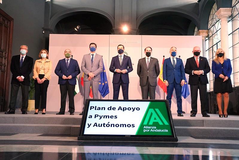 Plan Autónomos Andalucía
