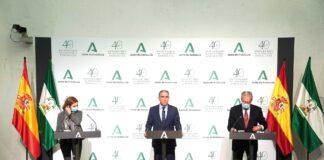 Concejo GB medidas Autónomos de Andalucía